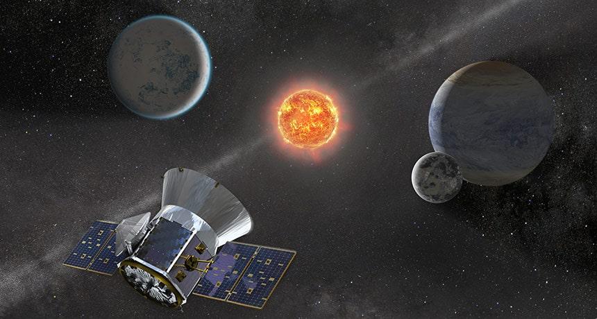 کشف سیاره ای همانند زمین آماده برای حیات