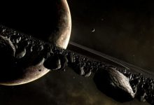 تصویر از کشف 20 قمر در زحل