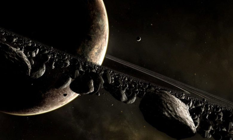 کشف 20 قمر در زحل