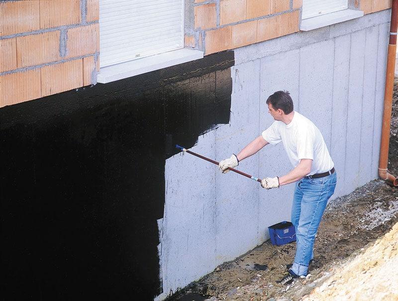 تعمیر ایزوگام دیوار