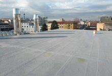 تصویر از تعمیر ایزوگام پشت بام