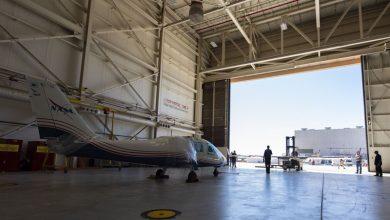 تصویر از ناسا اولین هواپیماهای آزمایشی تمام الکتریکی را رونمایی میکند