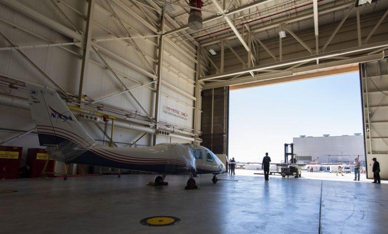 ناسا اولین هواپیماهای آزمایشی تمام الکتریکی را رونمایی میکند | هواپیما تمام الکتریکی