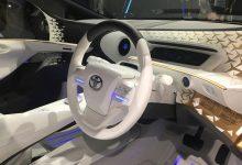 تصویر از تويوتا LQ :هدایت خودرو بدون کنترل انسان