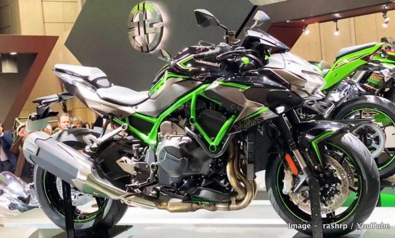 موتورسیکلت کاوازاکی