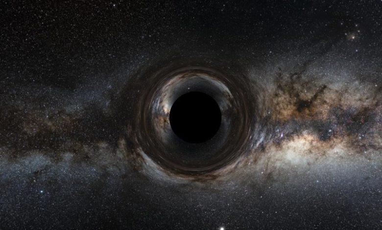 ایجاد سیاهچاله با 1100 دسی بل صدا