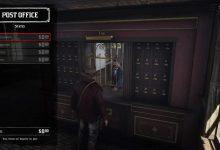 تصویر از خارج شدن از وضعیت فراری در بازی red dead redemptaion 2