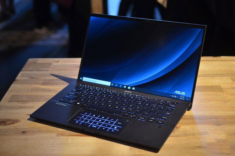 لپ تاپ AsusPro B9
