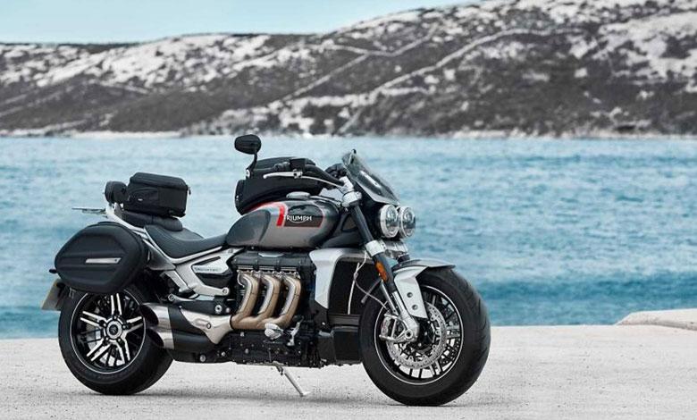 تریومف راکت 3 : بالاترین پیشرانه موتورسیکلت در جهان