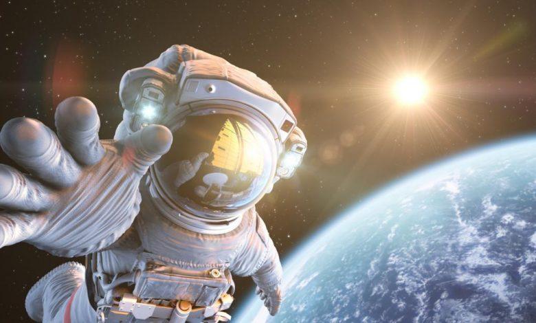 اختلال بینایی در سفر به فضا