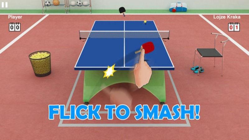 پینگ پنگ بازی های بلوتوثی android و iOS