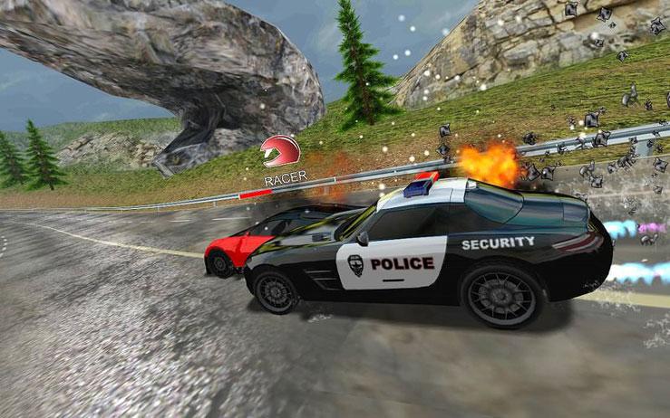 دزو و پلیس بازی های بلوتوثی android , IOS