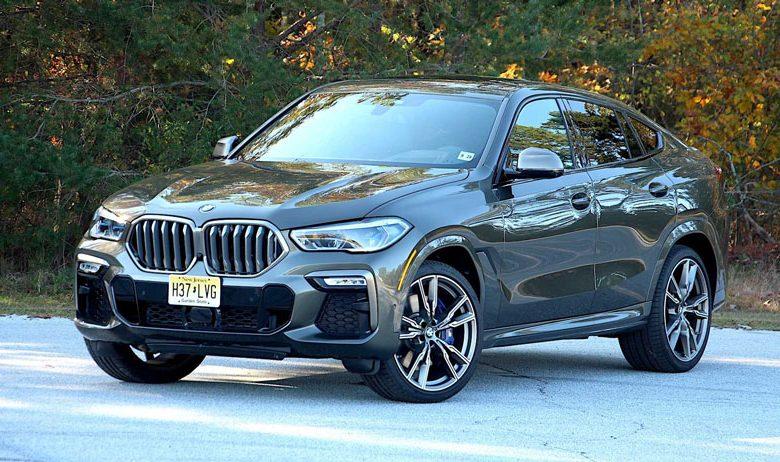 بررسی ماشین BMW X6 2020