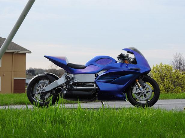موتورسیکلت MTT 420RR