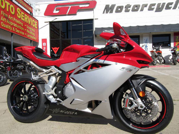 موتور سیکلت MV Agusta F4