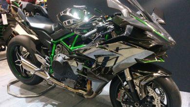 تصویر از بررسی موتورسیکلت کاوازاکی Ninja H2