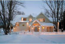 تصویر از نکات فنی خانه در هوای زمستانی