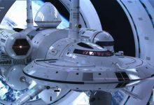 تصویر از بررسی طراحی سفینه فضایی ناسا برای رسیدن به سرعتی فراتر از نور