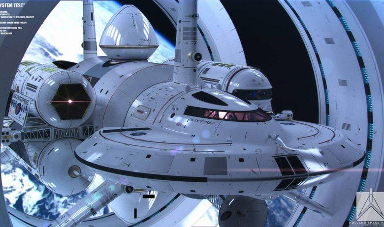 بررسی طراحی سفینه فضایی ناسا برای رسیدن به سرعتی فراتر از نور