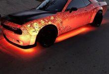 تصویر از ماشین Dodge Challenger