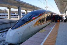 تصویر از سریعترین قطار بدون راننده جهان در چین راه اندازی شد