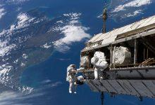 تصویر از فاصله در فضا