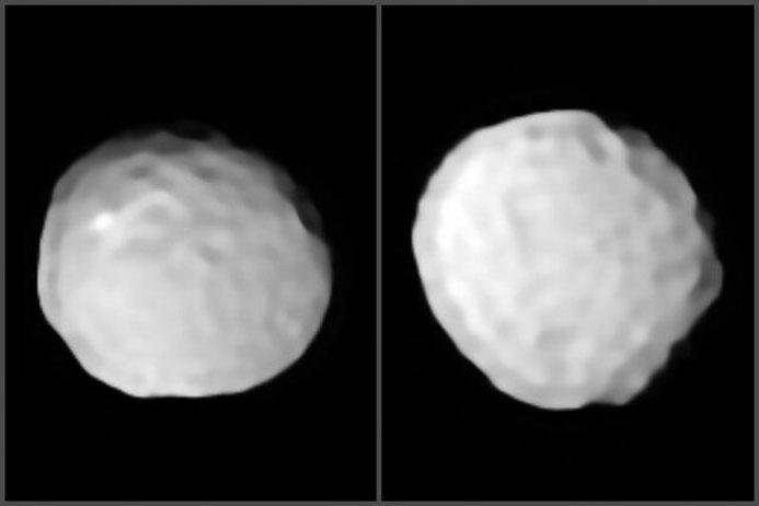 سیارک پالاس خشن ترین شیء منظومه شمسی