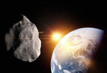 تصویر از احتمال برخورد سیارک OR2 1998 در اردیبهشت 99