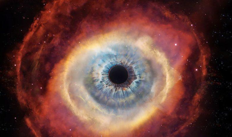 سحابی چشم گربه NGC 6543