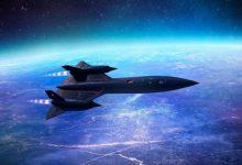 تصویر از نگاهی به هواپیما Lockheed SR-71 Blackbird