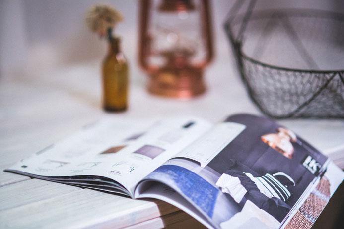 آموزش طراحی کاتالوگ در فتوشاپ