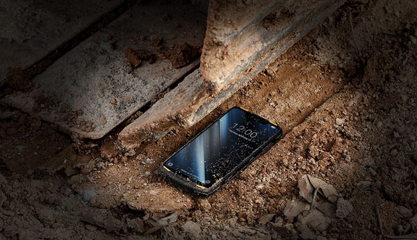 گوشی ضد انفجار s90