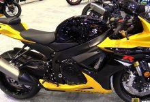 تصویر از موتور سیکلت سوزوکی GSXR-750
