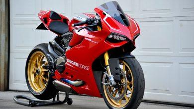 تصویر از موتور سیکلت دوکاتی ۱۲۹۹