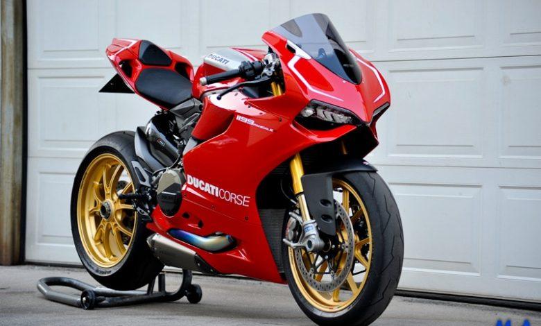 موتور سیکلت دوکاتی ۱۲۹۹