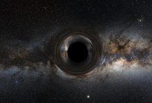 تصویر از ایجاد سیاهچاله با 1100 دسی بل صدا