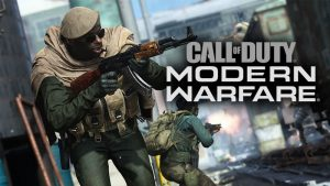 بازی call of duty modern warfare