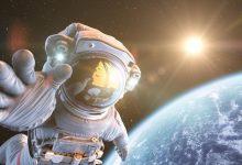 تصویر از اختلال بینایی در سفر به فضا