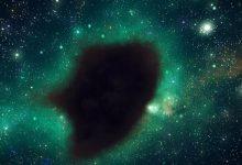 تصویر از کشف حفره مرموز در فضا