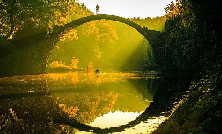 پل اهریمن آلمان | پل راکوتز آلمان