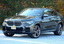 تصویر از بررسی ماشین BMW X6 2020
