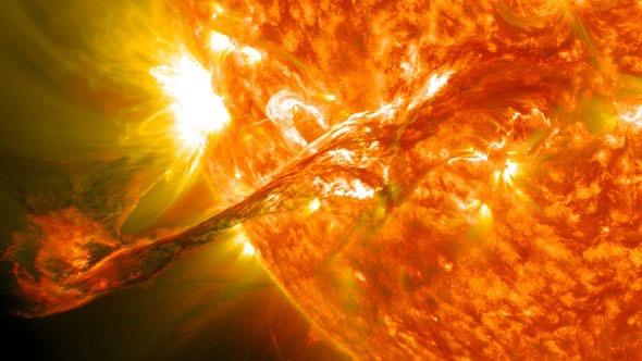 خورشید | سردترین و گرمترین قسمت کیهان
