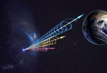 تصویر از سیگنال های مرموز از فضا