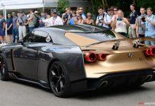 تصویر از بررسی خودرو نیسان GT-R50