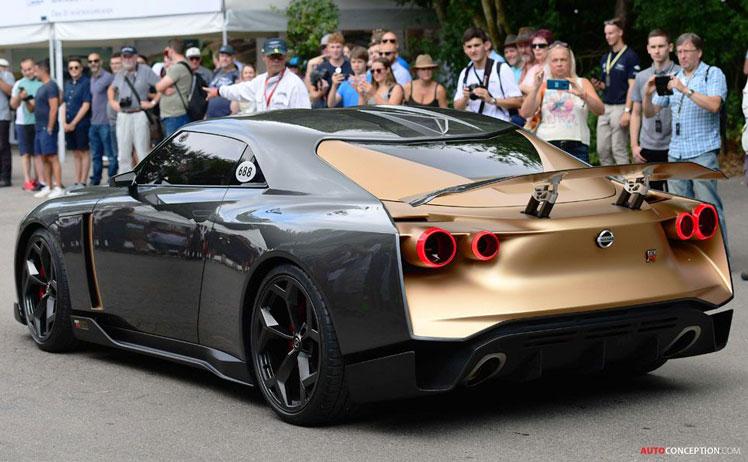 بررسی خودرو نیسان GT-R50