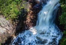 تصویر از آبشاری که غیب می شود !!!