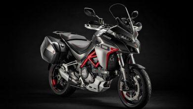 تصویر از موتورسیکلت Multistrada 1260 S دوکاتی