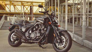 تصویر از موتورسیکلت VMAX مدل 2020 یاماها
