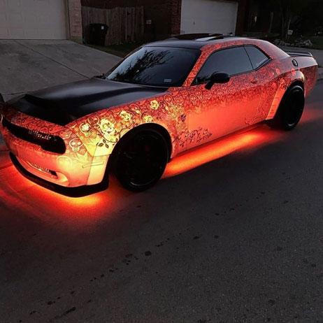 ماشین Dodge Challenger