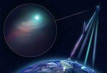 تصویر از سیگنال های رادیویی غیرقابل توضیح از فضا